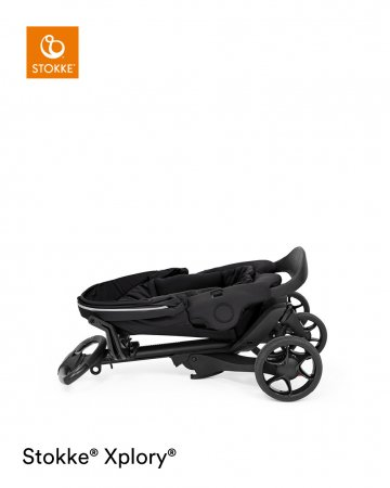 STOKKE vežimėlis XPLORY® X, modern grey, 571402 571402