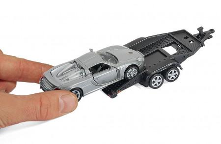 SIKU automobilis su priekaba, 2544