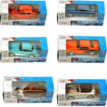 MAISTO DIE CAST modeliukas FM assort. 11001 11001