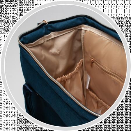 CANPOL BABIES mamos krepšys tvirtinimas prie vežimėlio, juodas, 50/102 50/102