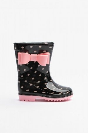 COCCODRILLO guminiai batai black, WC1205104SH4 WC1205104SH4-021-021
