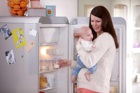 PHILIPS AVENT indeliai motinos pienui laikyti su dangteliais 5vnt 180ml SCF619/05 1/919