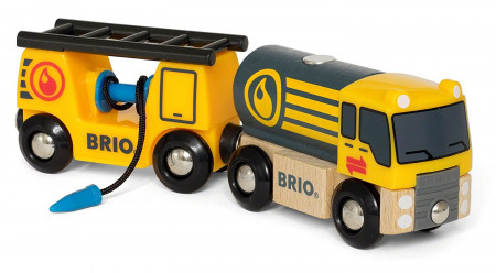 BRIO cisterna su vagonu, 33907 33907