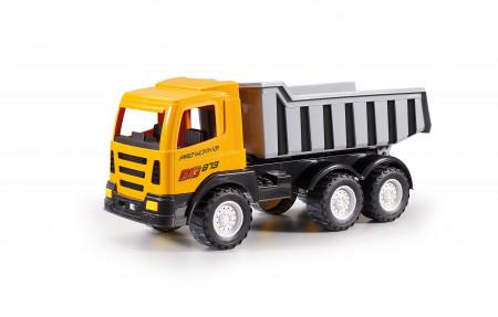 ADRIATIC sunkvežimis Euro, 70 cm, geltonas, 873 873