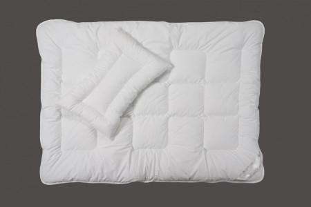 MILLI įvelkamų patalų komplektas Classic (antklodė ir pagalvė) MILLI CLASSIC