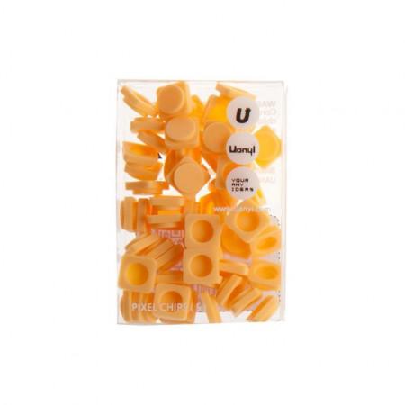 UPIXEL kuprinės dekoravimo detalės Orange (small), WY-Z002