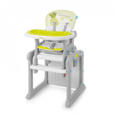BABY DESIGN maitinimo kėdutė Candy 04 Green 5901750299261