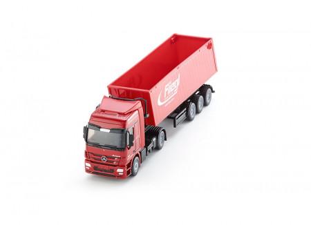 SIKU sunkvežimis MB su pakabinama priekaba, 3537 3537
