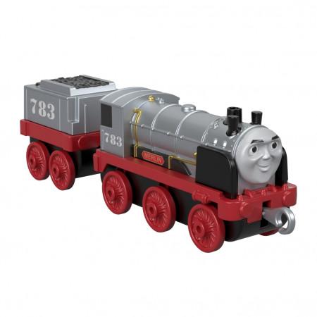 THOMAS & FRIENDS garvežiukas modeliukas su vagonu Trackmaster, 12 asort., GCK94