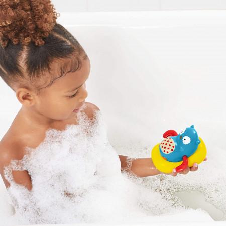 SKIP HOP vonios žaislas - pelėda Zoo Paddle & Go Owl 235360 235360
