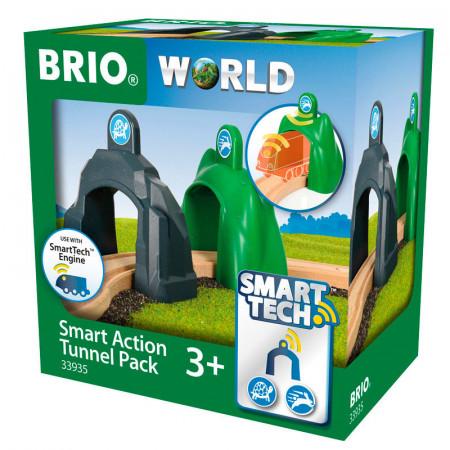 SMART TECH BRIO tunelių rinkinys, 33935 33935