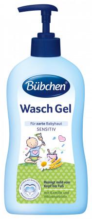 BÜBCHEN vonios gelis kūdikiams 400ml TB20 TB20