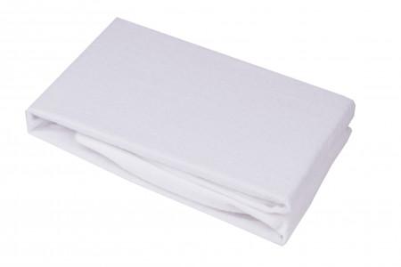 MILLI paklodė Comfort 120x60 cm Terry sheet white