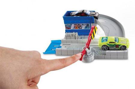 HOT WHEELS mašinėlės ir gatvės dalies rinkinys, asst., CDM44 CDM44
