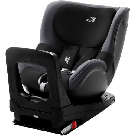 BRITAX automobilinė kėdutė DUALFIX M i-SIZE Black Ash ZS SB 2000031317 2000031317