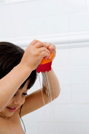 BOON vonios žaislai 3 vnt. 10m+ Spurt B11210
