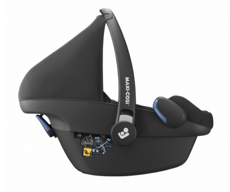 MAXI COSI automobilinė kėdutė PEBBLE PRO i-SIZE, essential black 8799672120