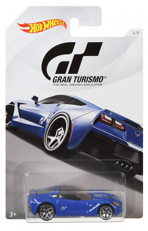 "HOT WHEELS automodelis  ""Gran Turismo"" , FKF26 FKF26"