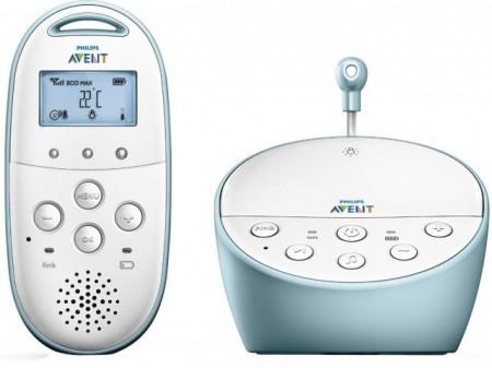 PHILIPS AVENT kūdikių stebėjimo prietaisas SCD560/00 1/756