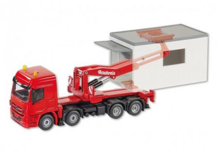 SIKU sunkvežimis -konteineris su pakeliama sistema, 3544 3544