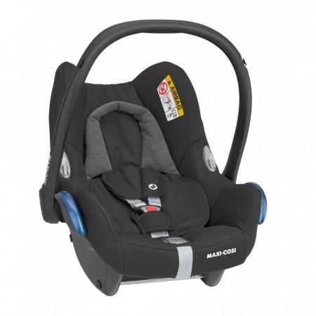 MAXI COSI automobilinė kėdutė CabrioFix ISOFIX EssenBlack*2 8617672120