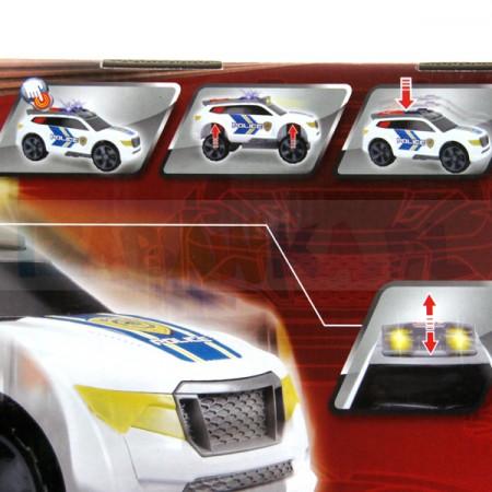 SIMBA DICKIE TOYS policijos visureigis Interceptor 203308355 203308355