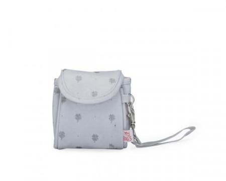MY BAG'S kūdikio reikmenų krepšys Lucky Baby Silver pblkbsil