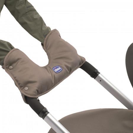 CHICCO žieminis spalvotas rinkinys vežimėliui Urban eco fur 00079337120000