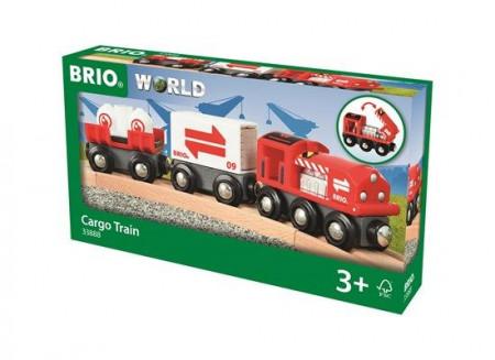BRIO krovininis traukinys, 33888 33888