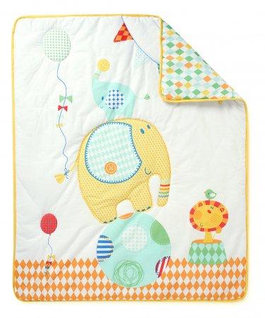 MOTHERCARE dygsniuota antklodė Roll up F8201 721687