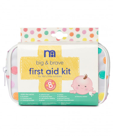 MOTHERCARE pirmosios pagalbos rinkinys 12vnt A6644 630997