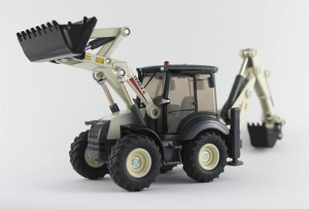 SIKU traktorius ekskavatorius 1:50, 3531