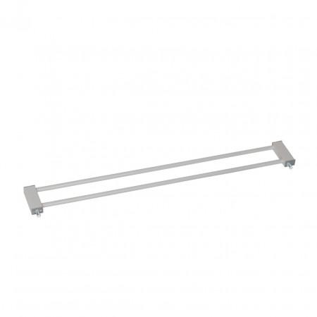 HAUCK apsauginės tvorelės  pratęsimas 9cm Wood Lock Silver 59688-3 596883