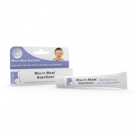 MULTI MAM Tepalas kūdikio dantų dygimo skausmui malšinti 15ml 8714207851502