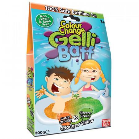 Gelli Baff vandens žaislas Color changing, orange 813974020451