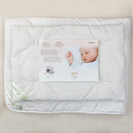LORITA antklodė su pagalve iš medvilnės 367-95 367-95