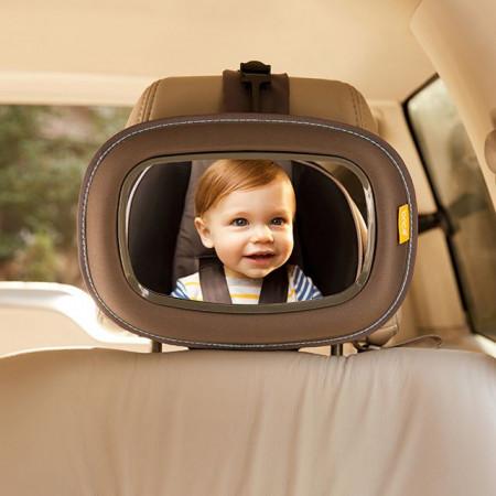 MUNCHKIN veidrodėlis vaiko stebėjimui automobilyje Baby-in-Sight 01109101 01109101