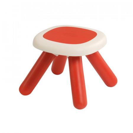 SMOBY Kėdutė raudonai  balta, 7600880200 7600880200