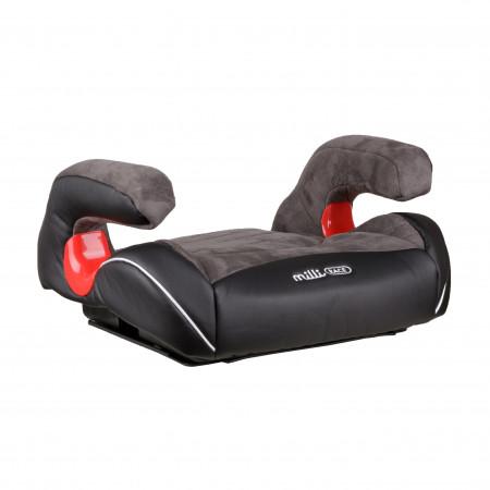 MILLI automobilinė kėdutė-busteris Race Black/dark grey 4752062142483
