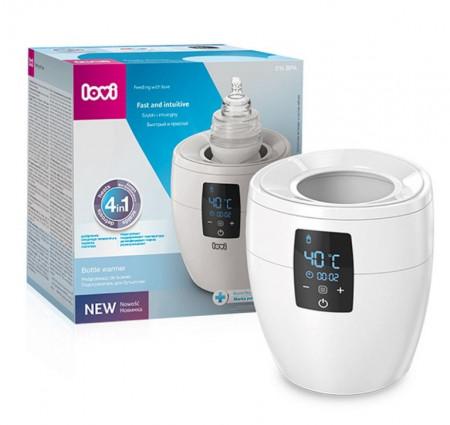 LOVI buteliukų šildyklė-sterilizatorius 4in1, baltas, 77/051_whi 77/051_whi