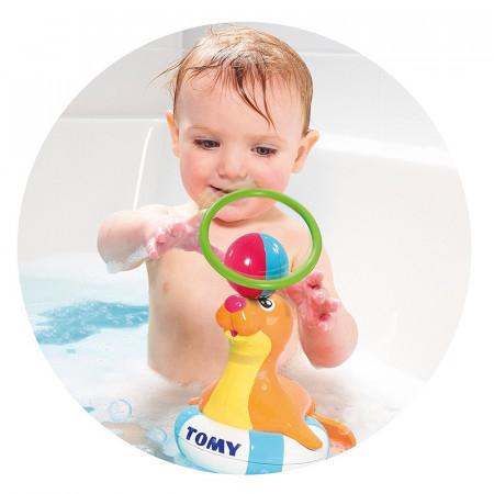 TOMY vonios žaislas Ruonis, E72609