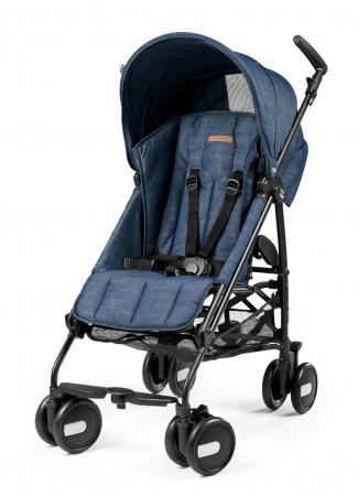 PEG PEREGO sportinis vežimėlis Pliko Mini Urban Denim IPKR280035JN41TX73