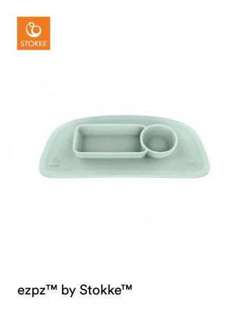 STOKKE padekliukas maitinimo kėdutei EZPZ, soft mint, 561502 561502
