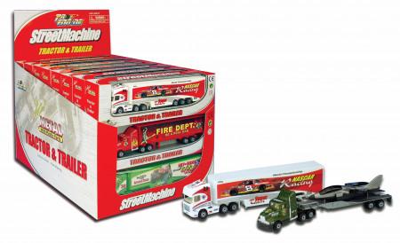 PIONEER sunkvežimis su priekaba (DISPL24), PT304 PT304