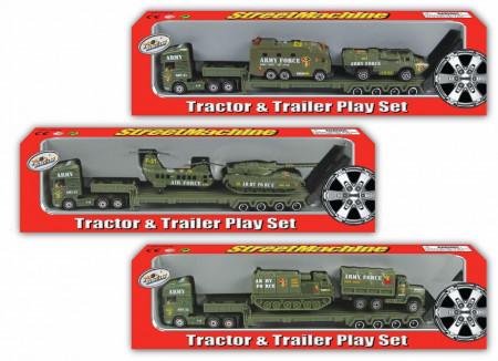 PIONEER rinkinys tralas ir karinės transp. pr., PT2035 PT2035
