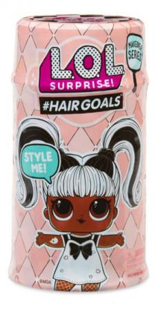 LOL kamuoliukas-siurprizas su lėlyte Hairgoals, 51556220/556220 51556220
