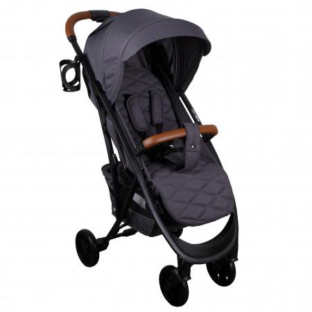 MILLI Ride vežimėlis Dark Grey 4752062146320