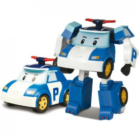 ROBOCAR POLI automobilis-robotas MINI POLI, 83046