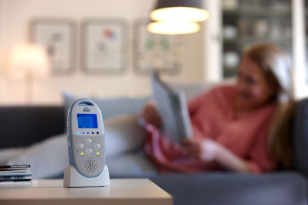 PHILIPS AVENT kūdikių stebėjimo prietaisas SCD570/00 1/757