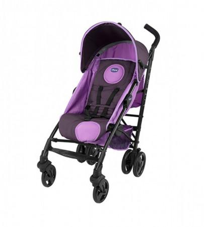 CHICCO sportinis vežimėlis Lite Way Top Purple 07060886350000